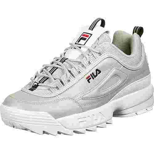 FILA Disruptor R Sneaker Herren silber