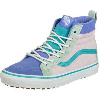 Vans SK8-Hi MTE Sneaker Kinder blau/pink/türkis