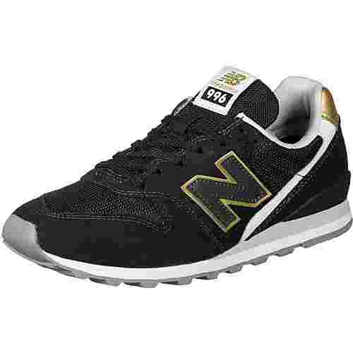 NEW BALANCE WL996 Sneaker Damen schwarz