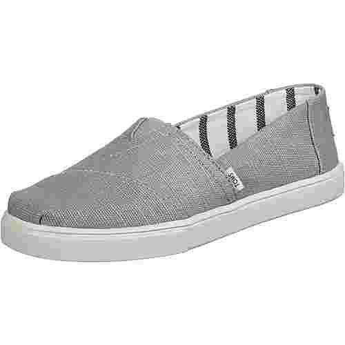 Toms Dove Heritage Sneaker Damen grau