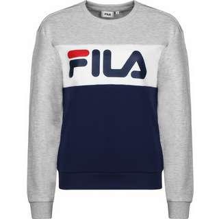 FILA Leah W Sweatshirt Damen grau/blau