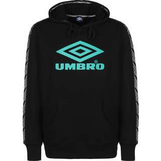 UMBRO Foundry Taped Hoodie Herren schwarz