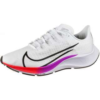 Nike AIR ZOOM PEGASUS 37 Laufschuhe Herren white-flash crimson-hyper violet