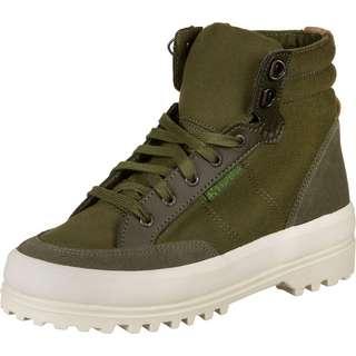 Superga 2441 Suecotu Alpina Commando W Sneaker Damen oliv