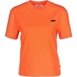 Vans Boulder W T-Shirt Damen orange