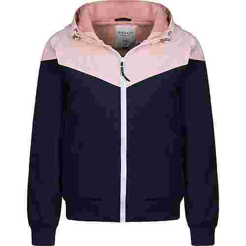 iriedaily Sporty Spice W Windbreaker Damen blau/pink
