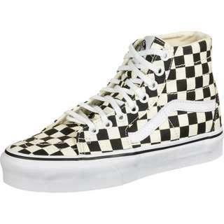 Vans Sk8-Hi Sneaker schwarz/weiß/kariert
