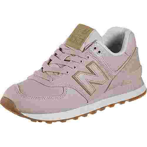 NEW BALANCE WL574 W Sneaker Damen pink