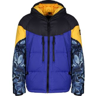 Element Griffin Heavy Daunenjacke Herren blau