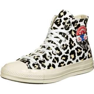 CONVERSE Chuck 70 Hi Sneaker weiß/schwarz/beige