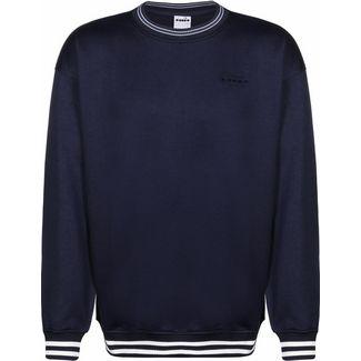 Diadora Barra Sweatshirt Herren blau