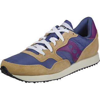 Saucony DXN Vintage Sneaker braun/blau