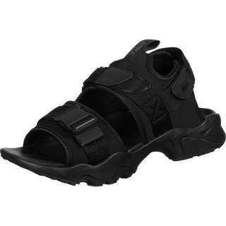 Nike Canyon Sandalen Damen schwarz
