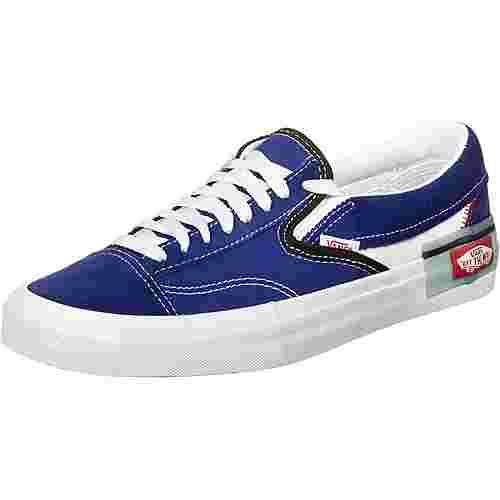 Vans Slip-On CAP Sneaker blau