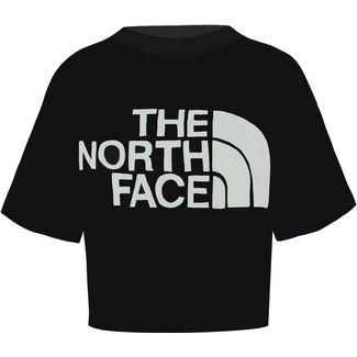 The North Face HD Cropped W T-Shirt Damen schwarz