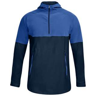 Under Armour Threadborne Vanish Popover Hoodie Herren blau