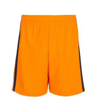 adidas Condivo 18 Fußballshorts Kinder orange / dunkelblau