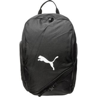 PUMA Rucksack Liga Daypack schwarz / weiß