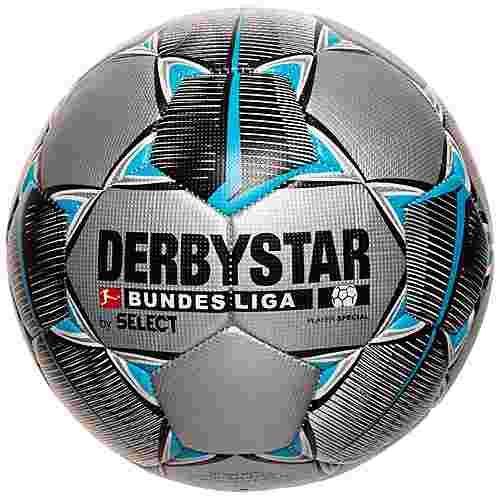 Derbystar Player Fußball Herren silber / hellblau