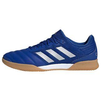 adidas Copa 20.3 Sala IN Fußballschuh Fußballschuhe Herren Royal Blue / Silver Metallic / Royal Blue