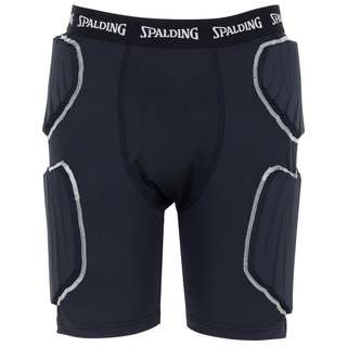 Spalding Protection Tights Herren schwarz