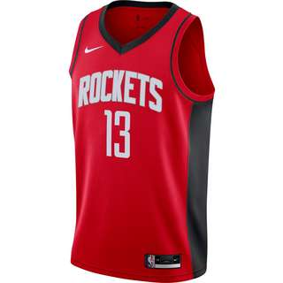Nike James Harden Houston Rockets Trikot Herren university red