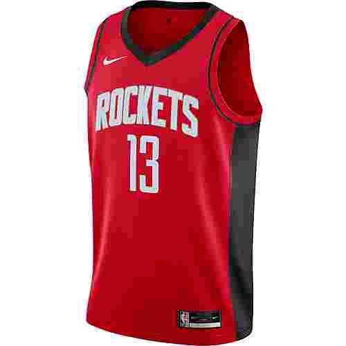 Nike James Harden Houston Rockets Trikot Herren university red