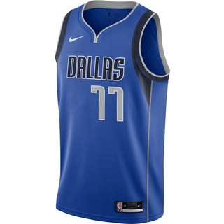 Nike Luka Doncic Dallas Mavericks Trikot Herren game royal-college navy