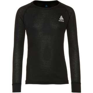 Odlo Active Warm Unterhemd Kinder black