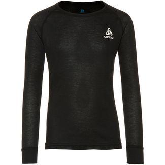 Odlo Active Warm Eco Unterhemd Kinder black