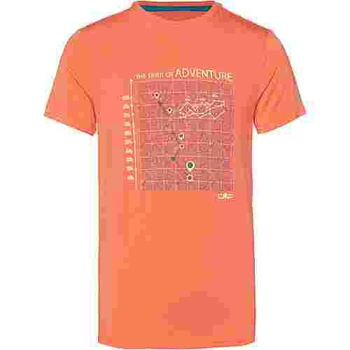 CMP T-Shirt Kinder flash orange