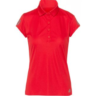 adidas Club Tennis Polo Damen scarlet