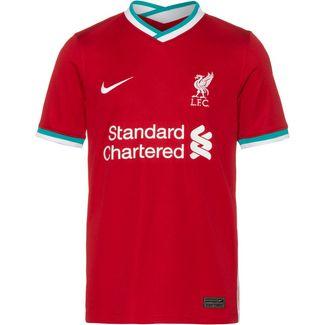 Nike FC Liverpool 20-21 Heim Fußballtrikot Kinder gym red-white