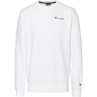 CHAMPION Sweatshirt Herren white