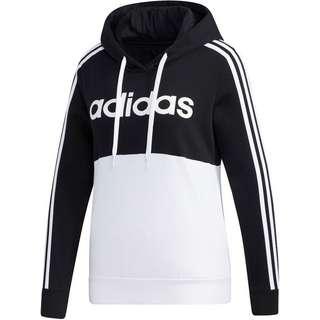 adidas Hoodie Damen black-white