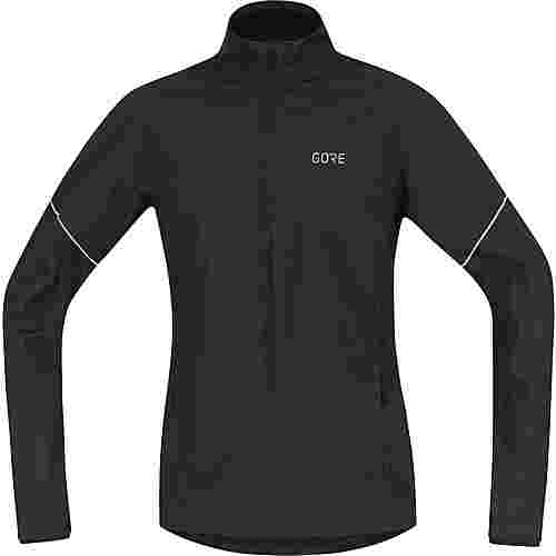 GORE® WEAR R3 PARTIAL Laufjacke Herren black