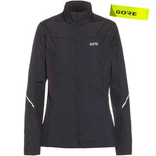 GORE® WEAR R3 Partial Windstopper Funktionsjacke Damen black