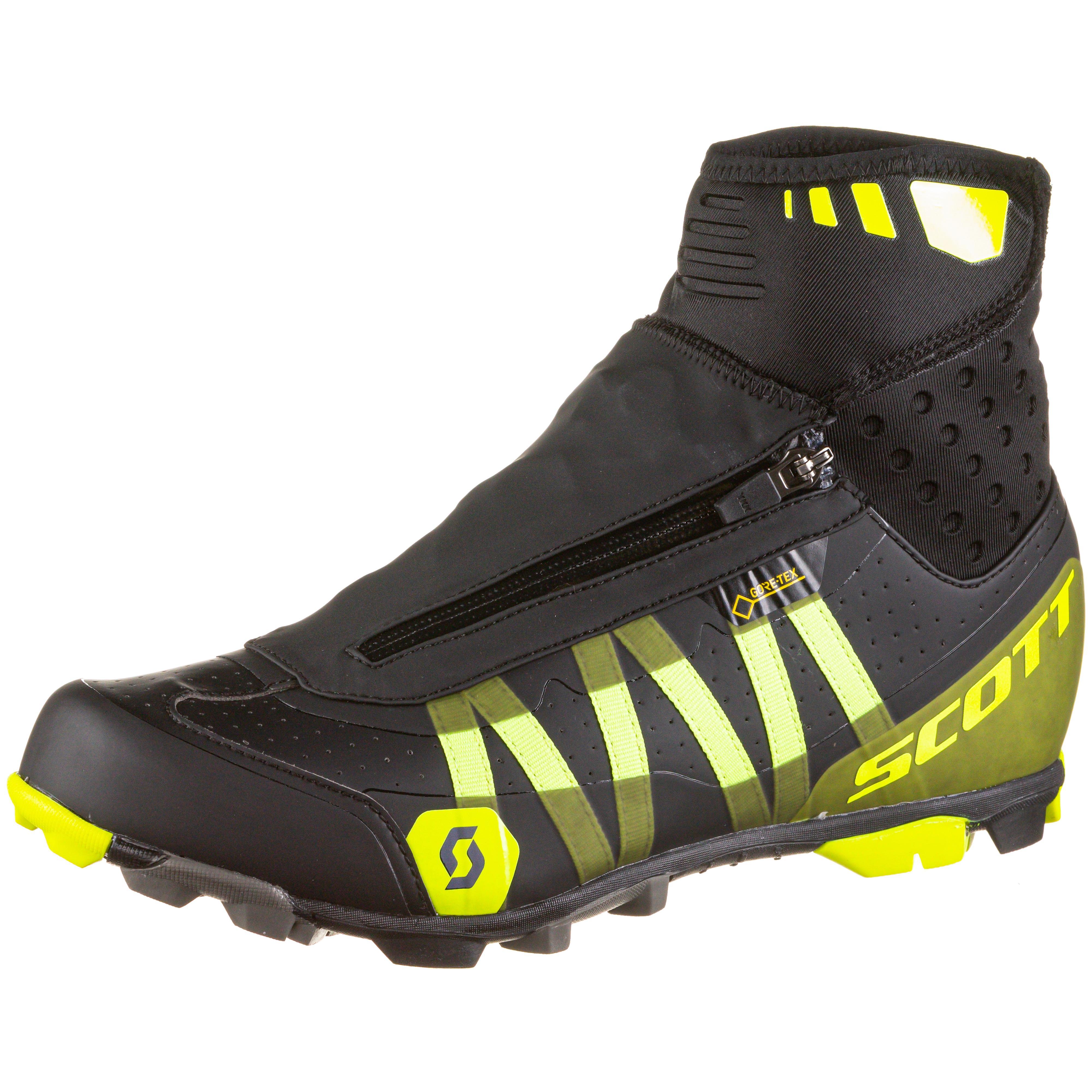 Scott MTB Cycling Shoes Heater Gore-Tex