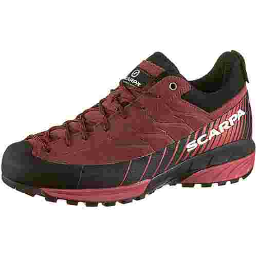 Scarpa GTX® Mescalito Zustiegsschuhe Damen brown rose-mineral red