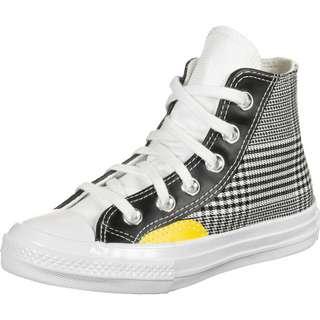 CONVERSE Chuck 70 Sneaker Kinder schwarz/weiß/kariert