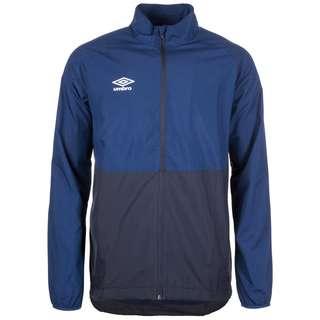 UMBRO Training Shower Trainingsjacke Herren blau / dunkelblau