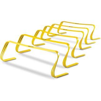 SKLZ 6 Trainingshürden Fanartikel gelb / schwarz