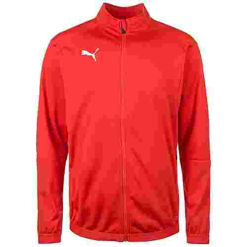 PUMA Liga Trainingsjacke Herren rot