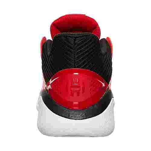 adidas Harden Stepback Basketballschuhe Kinder rot / schwarz