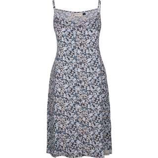 iriedaily Bloomie String W Kurzarmkleid Damen blau/weiß