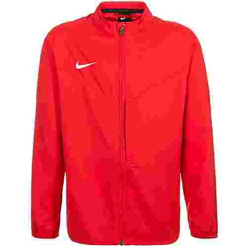 Nike Team Performance Shield Trainingsjacke Kinder rot / weiß