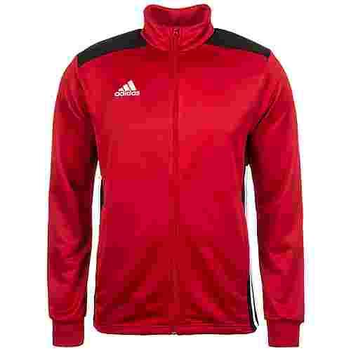 adidas Regista 18 Trainingsjacke Herren rot / schwarz