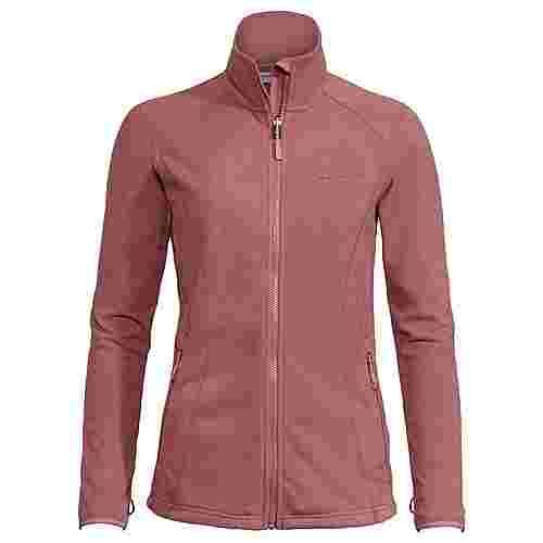VAUDE Women's Rosemoor Fleece Jacket Outdoorjacke Damen dusty rose