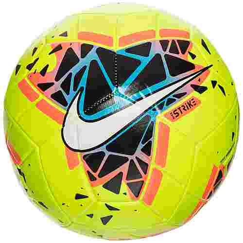 Nike Strike FA19 Fußball neongelb / bunt