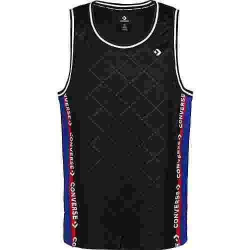 CONVERSE Star Chevron Basketball Tanktop Herren schwarz